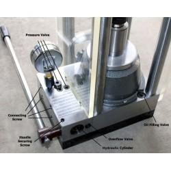Лабораторний гідравлічний прес EP40 - 40 т