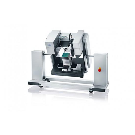 Прилад для вимірювання крайового кута змочування DSA100