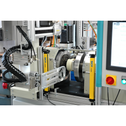 Automatic lines for testing PKW Lamellae