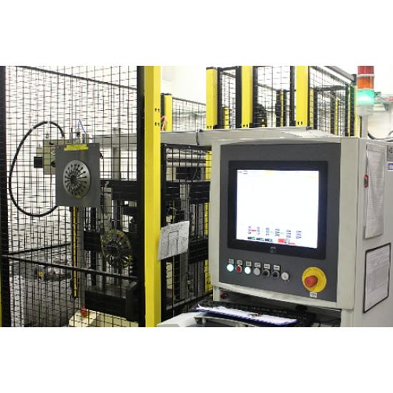AZS.6 – Автоматизовані системи для випробувань PKW пластин