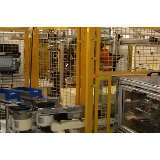 AZS.7 – Автоматична лінія для випробування і налаштування PKW пластин - XTD
