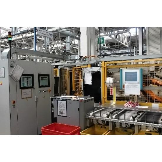 AS.2 - Випробування та контроль PKW муфт зчеплення - монтажні, випробувальні та регулювальні лінії