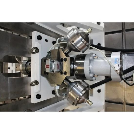H.10 - Стенди для динамічних випробувань до 1 МН