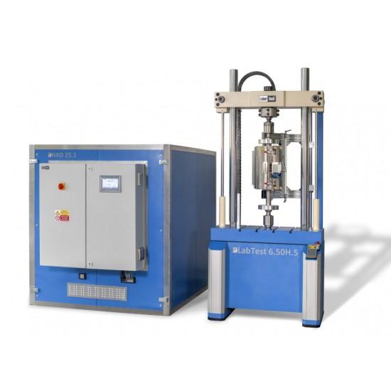 H.5 - Вертикальні динамічні випробувальні машини до 1 МН