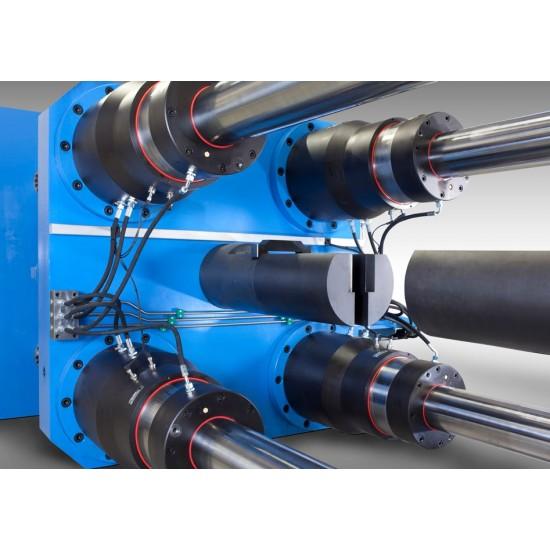 Н.6 - Горизонтальні динамічні випробувальні машини до 2 МН