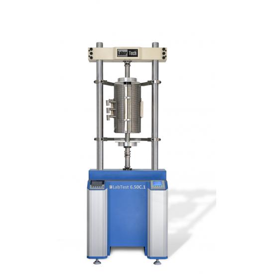 C. 1 - Випробувальні машини на повзучість з важільним механізмом та вагою