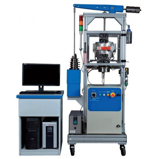 C. 4 - Компактні випробувальні машини на повзучість з пуансоном та важільним механізмом