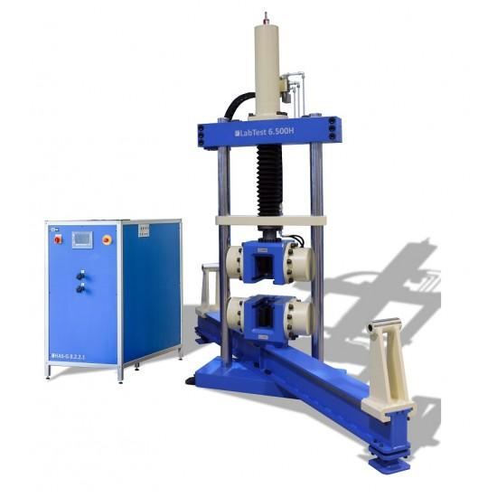 H.1 - Вертикальні двоколонні статичні машини до 500 кН