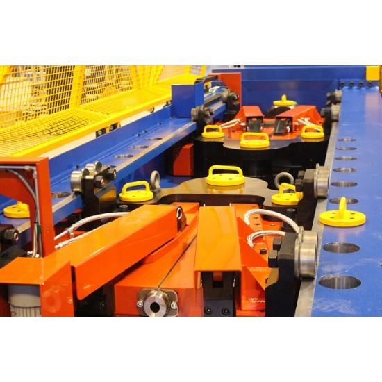 H.7 - Горизонтальні статично-модульні випробувальні машини до 10 МН