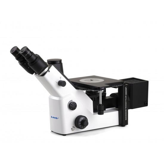 Інвертований металургійний мікроскоп LM2000