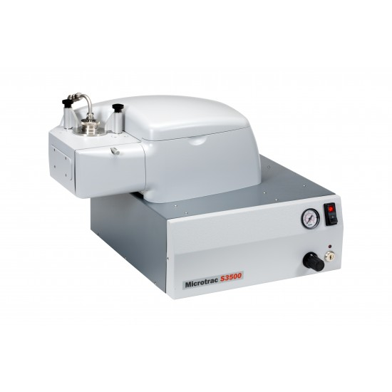 Аналізатор розміру часток S3500