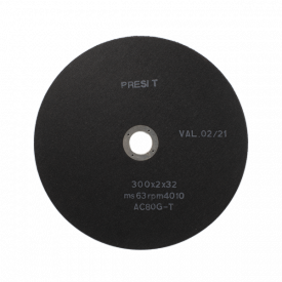 Відрізні диски тип T ⌀ 350 x 2,5 x 32 мм