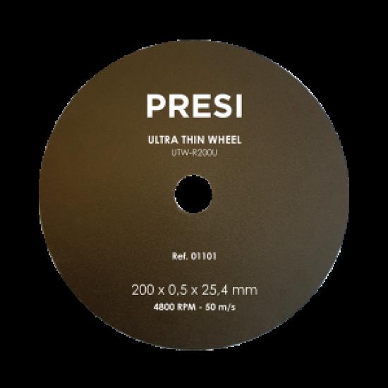 Відрізні диски тип UTW ⌀ 200 x 0,5 x 25,4 мм