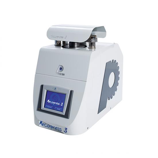 Автоматичний заливний прес для гарячого запресування зразків MECAPRESS 3