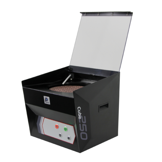 Ручна шліфувально-полірувальна машина Le Cube