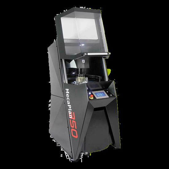 Автоматична плоско-шліфувальна машина MECAPLAN 350