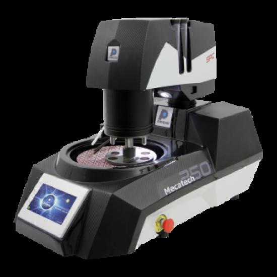 Однодискова шліфувально - полірувальна машинa MECATECH 250 SPC