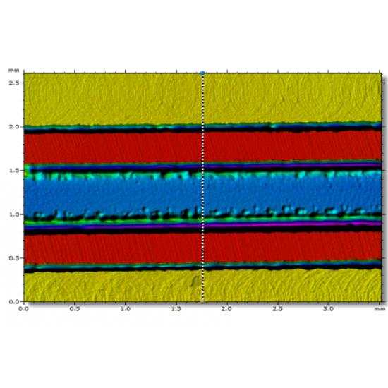 Універсальний оптичний профілометр