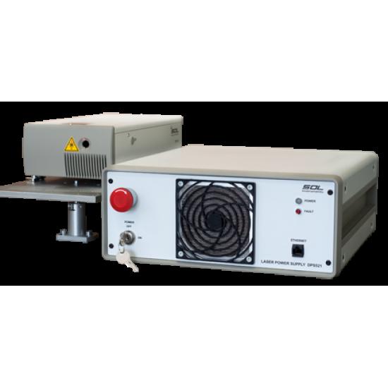 Твердотільный імпульсний лазер DF141