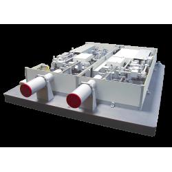 2-х канальная лазерная система