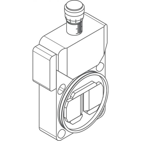 Монохроматор-спектрограф серії MS520