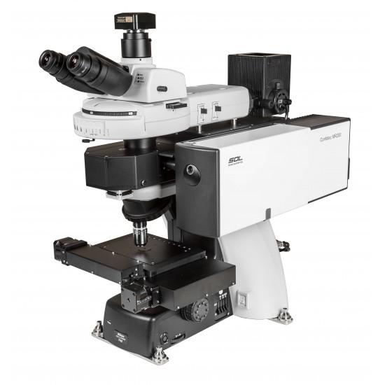 лазерний Раманівський спектрометр Confotec MR200