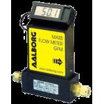 Flow meters, controllers gas flow AALBORG
