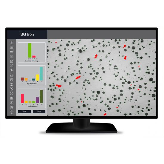 Програмне забезпечення для аналізу мікроструктур