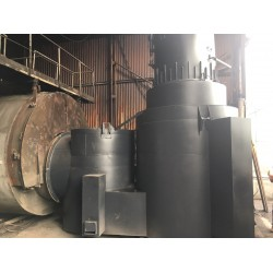 Solid Waste Burner for drying 100 kW - 6 MW (with air heat exchanger)